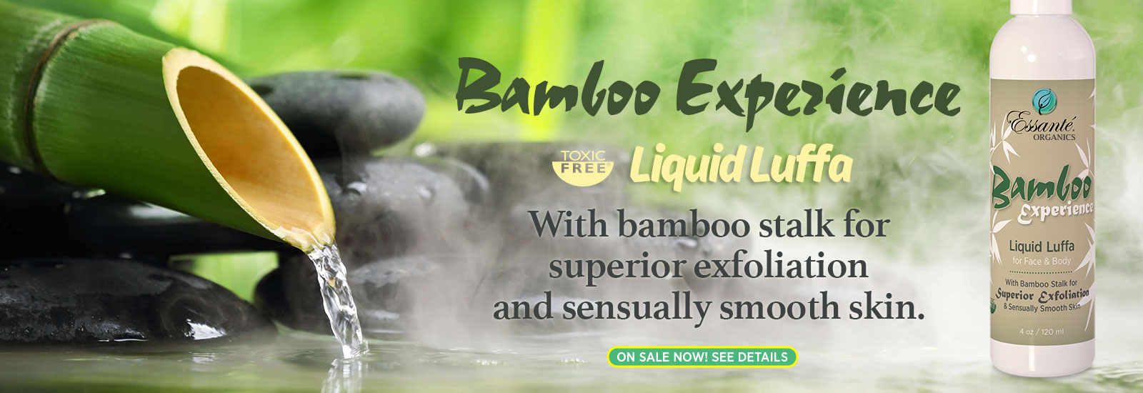Bamboo Experience Sale
