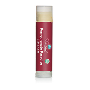 Lip Balm: Pomegranate Paradise .15oz