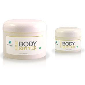 Web Offer: Citrus Body Butter