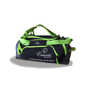 Duffel Bag Converts To Backpack