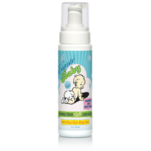Baby Shampoo & Body Foam 8oz