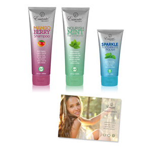 A DISCOUNTED PACK<br>Toxic Free Trio<br>SAVE $5.00 USD