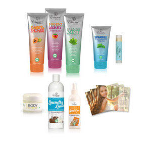 A DISCOUNTED PACK<br>Toxic Free Bath & Laundry<br>SAVE $15.00 USD